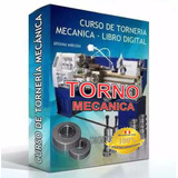 Aprende Tornería Mecánica - Manejo Del Torno Envió Via Mail