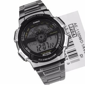 702f852229b3a Relogio Casio Ae 1000 Hora - Relógio Masculino no Mercado Livre Brasil