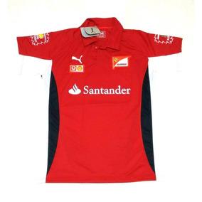 Camisa Nova Ferrari Lançamento!