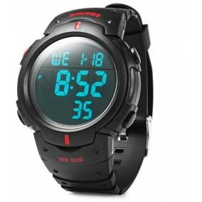 Relógio Masculino Esportivo Skmei Sshock Digital Original