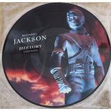 Lp Vinil Michael Jackson History Continue (picture) Original