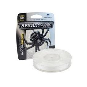 Nylon Trilene Transoptic Monofilament 220yd Spool Spiderwire