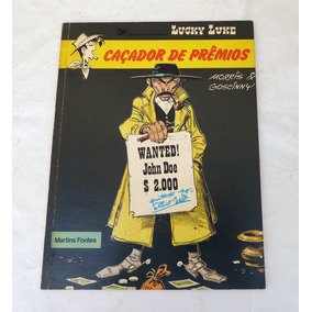 Gibi Lucky Luke - Caçador De Prêmios - Martins Fontes