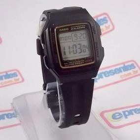 85e54990d47 Relogio Casio Digital F 201wa 9adf - Relógios no Mercado Livre Brasil