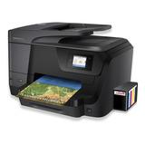Impresora Hp 8710 Con Sistema Continuo Pro (8610)