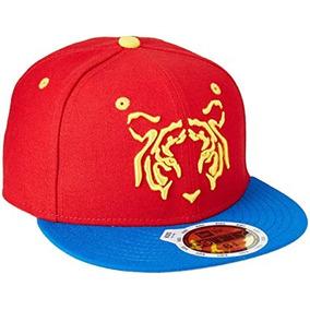 New Era Liga Mx Kid 59fifty Gorro Tigres De Monterrey cc700e8e998