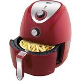 Fritadeira Air Fry Saúde Inox Ph3,2l Vermelha Philco 127v