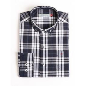 Camisa De Hombre Harrington Label 011767