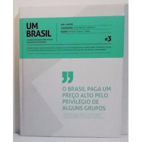 Um Brasil #3 Análises E Discussões Sobre Livro + 2 Blu Rays