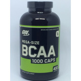 Bcaa Optimum Nutrition 400 Cápsulas Original