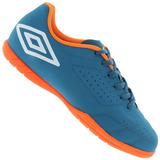 Promoção Chuteira Futsal Umbro Sala Nbk Adulto Original+nf 446d30e8cb865