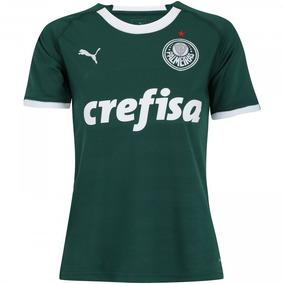 Nova Camisa Palmeiras Feminina Oficial 2019 - Preço Especial