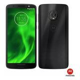 Celular Moto G6 Preto Motorola 4g 64gb Xt1925-3 Vitrine
