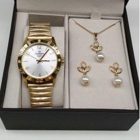 ad63f90b705 Relógio Champion Feminino em Jaraguá do Sul no Mercado Livre Brasil