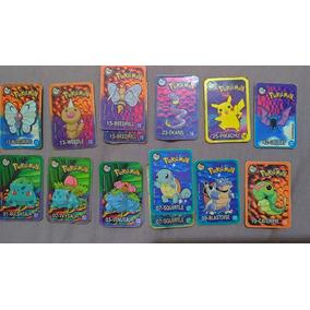 Tazo Pokémon Elma Chips 35 Unidades