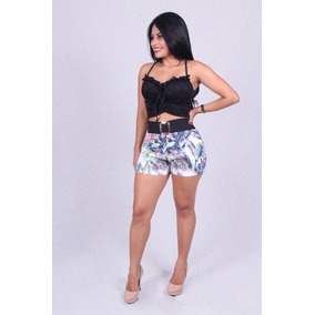Short Feminino Ellabelle Eb-8990 - Asya Fashion