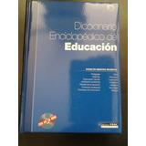 Diccionario Enciclopedico De Educacion Con Cd ( Edit Ceac)