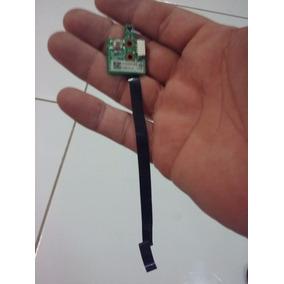 Placa Botão Power C/flat Notebook Hp Compaq Presario V6210br