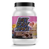Diet Body Shake 1,750gr : Malteada Dietética Bajar De Peso