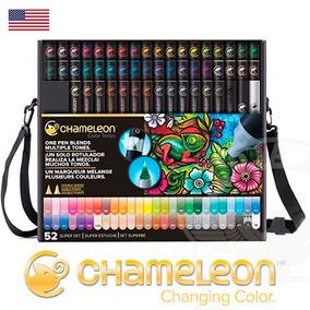 Marcador Chameleon Color Tones - Estojo C/ 52 - Eua
