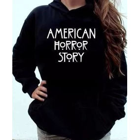 Moletom Agasalho American Horror Story Cod.01 663f7fd4ec37d