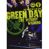 Green Day Life Without Warning Live Inthe Us Concierto Dvd