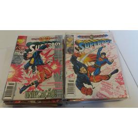 Coleção Superboy Completa - Ed. Abril