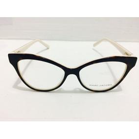 Armação De Óculos Para Grau De Acetato Duas Cores Feminino - Óculos ... 678efba8c4