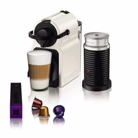 Nespresso Inissia White Pack + Aeroccino