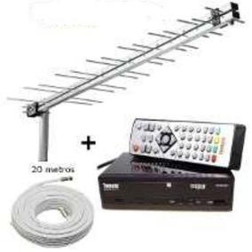 Vendo Um Kit Digital ( Conversor, Antena ) Completo!
