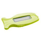 Termometro Verde De Agua Para Tina De Bebe Marca Thermobaby