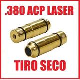 Colimador Laser Bullet Treino Tiro Seco 380 Acp .380 + Brind