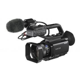 Filmadora Sony Pxw-x70 Xdcam +micro Condensador Sony Ecm-ms2