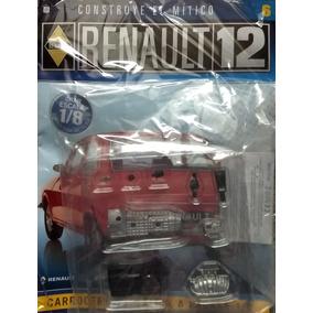 Renault 12 Para Armar - Eaglemoss - Numero 6