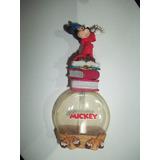 Mickey Disney Antiguo Frasco Perfume España 1990 Airval
