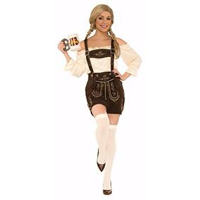 Disfraz Traje Dirndl Aleman Alemania Oktoberfest Para Damas 495e9368ce2