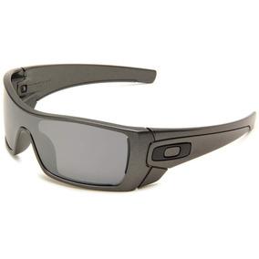 Oakley Oo9101-5 Batwolf Granite Black Polarized + Metal Case