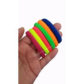 72 Donas Medianas Ligas Colores Cabello