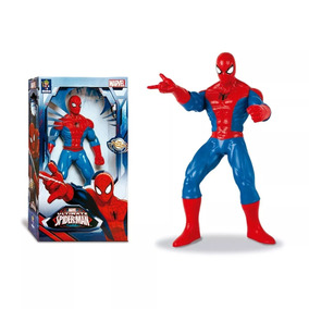 Boneco Spider Man Mimo Gigante 50 Cm 474