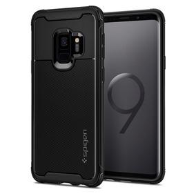 Funda Spigen Rugged Armor Urban Samsung Galaxy S9 - Negro