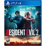 ..:: Resident Evil 2 ::.. Para Playstation 4 En Gamewow