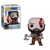 Funko Pop 269 Kratos God Of War Playking