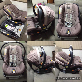 Bebê Conforto Com Base Automotiva