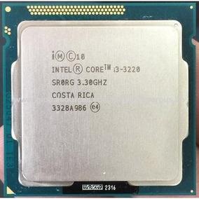 Procesador I3 3220 3ra Gen Socket 1155 3.30 Ghz