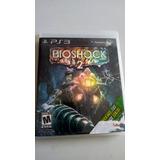 Bioshock 2 Edicion Game Of Year Para Ps3