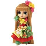 Boneca Mini Pullip Aloalo 10 Cm