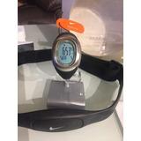 Reloj Monitor Imara Hrm Con Banda Cardiaca, Nike