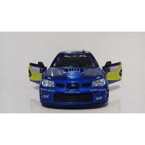 Miniatura Subaru Impreza Wrc 2007 Kinsmart 1/36