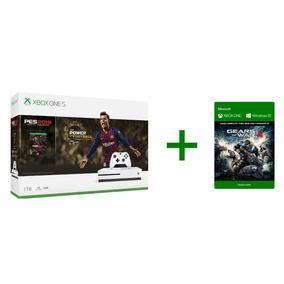 Consola Xbox One S 1tb Pes 2019 Nueva Y Sellada