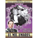 El Mil Amores Pedro Infante Pelicula Dvd